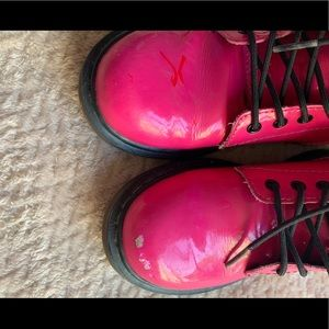Dr. Martens Shoes - @billiejean80_s  reserved